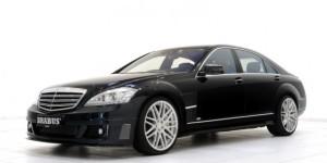 World's Most Powerful Luxury Sedan – BRABUS SV12 R Biturbo 800