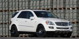 Senner Tuning Mercedes-Benz ML500