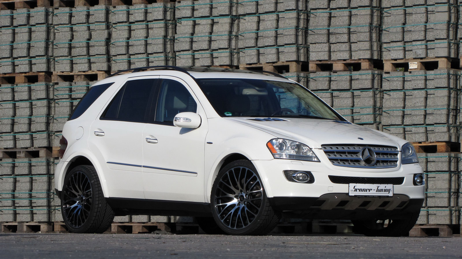 Senner tuning mercedes benz ml500 for Mercedes benz ml500