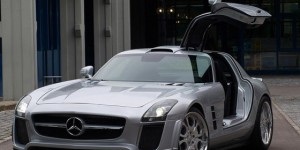 FAB Design Upgrades a 2010 Mercedes SLS AMG