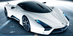 Fastest Production Car In The World – SSC Ultimate Aero II