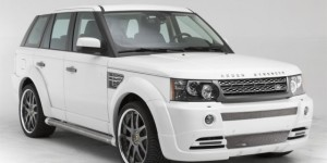 Sporty Body Kit By Arden For The Range Rover Sport – AR6 Stronger
