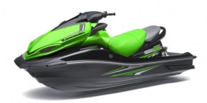World's Most Powerful Jet Ski – Kawasaki Jet Ski Ultra 300X