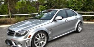 Renntech Tuned C74 Konzept AMG Mercedes