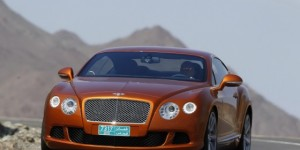 2011 Bentley Continental GT Photos & Specs
