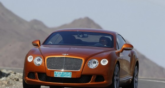 2011-Bentley-Continental-GT-Orange