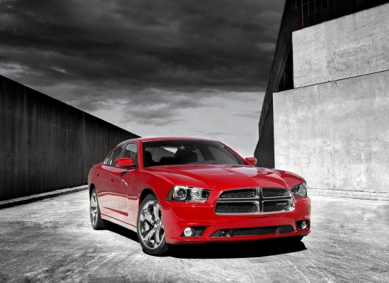 Red-Dodge-Charger