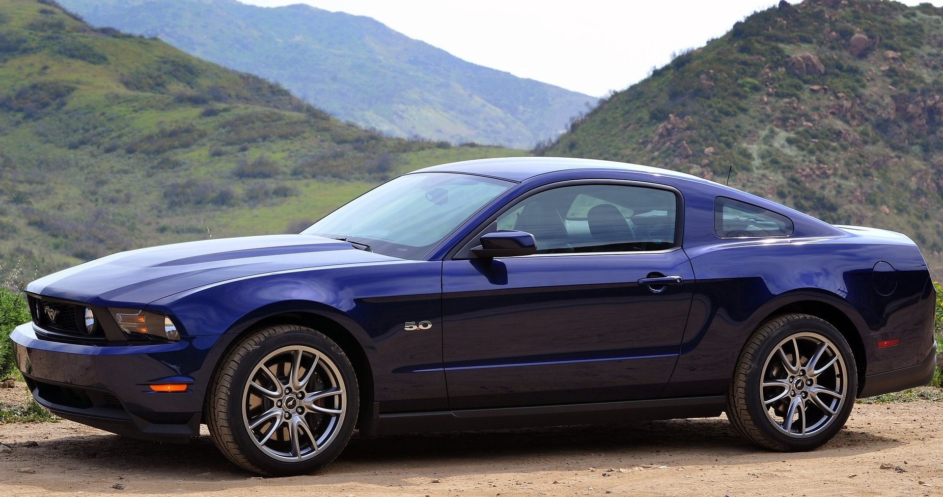 2011 Ford Mustang The Original American Sports Car
