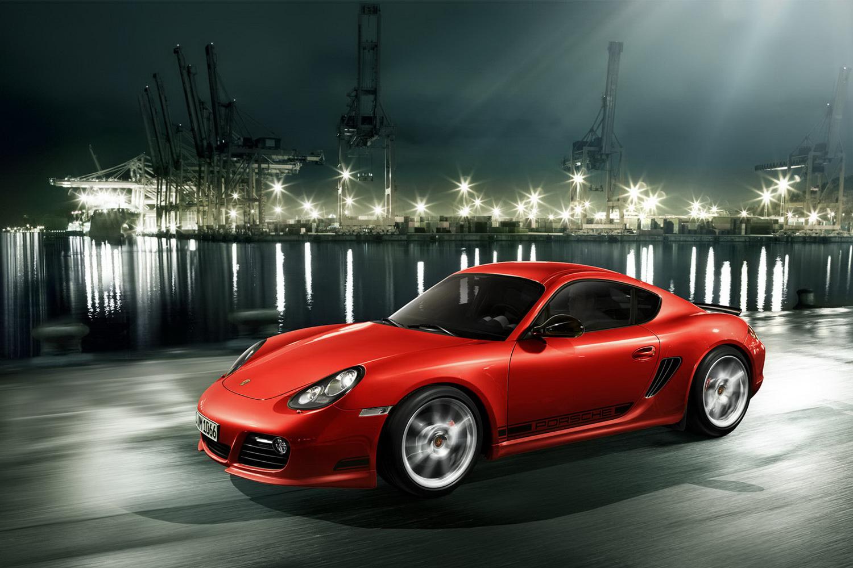 2011-Porsche-Cayman-R-Red