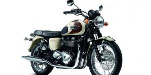 2011 Triumph Bonneville T100 Retro Motorcycle