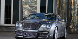 Bentley GT Speed Elegance Edition by Anderson Germany