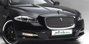 New Jaguar XJ Tuned by Arden