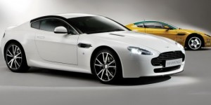 Car Video of the Day: Aston Martin Vantage N420 Promo
