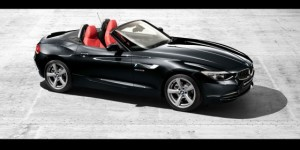 BMW Z4 Silver Top Edition