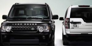 Land Rover Discovery 4 Landmark Edition