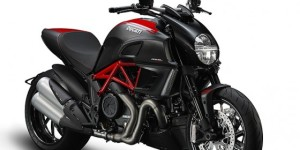 Lightweight Ducati Diavel Cruiser