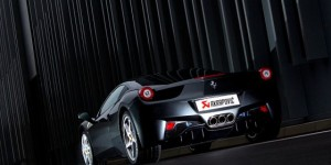 Car Video of the Day: Akrapovic Exhausts Ferrari 458 Italia