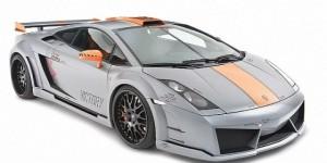 H&R Tuned Hamann Lamborghini Gallardo Victory