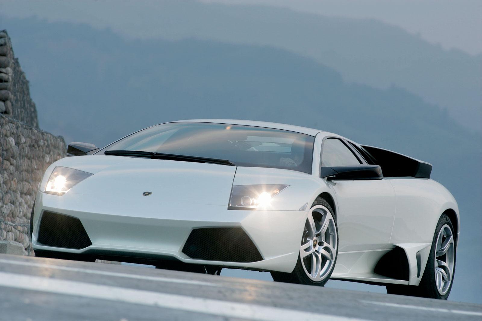 Lamborghini cars list