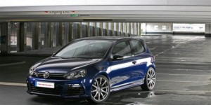 MR Car Design Tuned Volkswagen Golf R