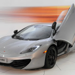 McLaren-MP4-12C-Door-Open