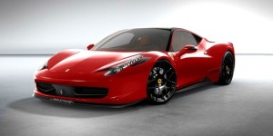 Limited Edition Ferrari 458 Italia by Oakley Design