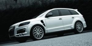 Kahn Design Tuned Audi Q7