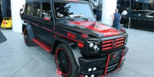 The World's Most Hideous Custom SUV by SCC