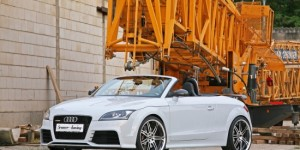 Senner POWER TT – A 430 Horsepower Audi TT RS Roadster