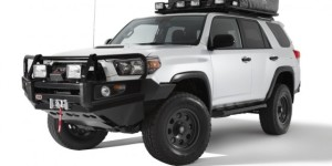 Toyota 4Runner Backcountry by Four Wheel Magazine