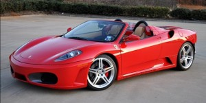 Car Video of the Day: Underground Racing Ferrari F430 Spyder