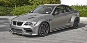 Vorsteiner Matte Metallic Grey GTRS3 BMW M3