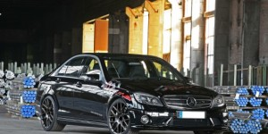 Wimmer RS Ups The Power On The Mercedes-Benz C63 AMG