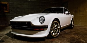 Monster 1974 Datsun 260Z With RB25DET Skyline Engine
