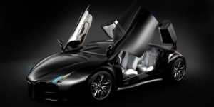 Peugeot Shine Concept Car by Piotr Czyzewski