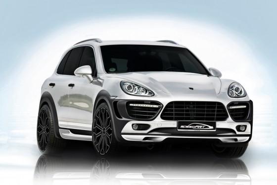 speedART-TITAN-EVO-Porsche-Cayenne-Front