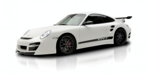 2007 Vorsteiner Porsche 997 Turbo V-RT Edition