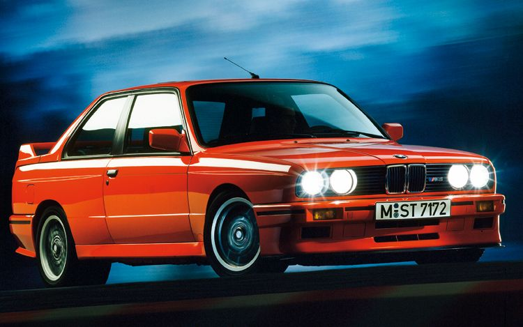 video celebrating 25 years of the bmw m3. Black Bedroom Furniture Sets. Home Design Ideas
