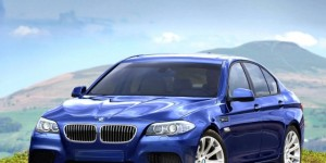 2011 BMW M5 – The Four Door Sports Car