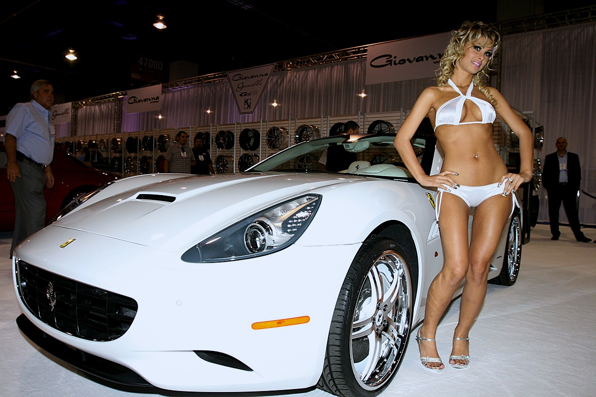 Busty hot showcar girls pictures