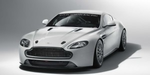 Revised 2011 Aston Martin GT4 Racer