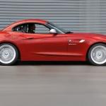 2011-BMW-Z4-Red