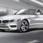 2011-BMW-Z4-Silver-Front