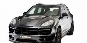 2011 Hamann Porsche Cayenne 958