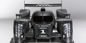 Audi's New R18 Diesel LMS Race Car
