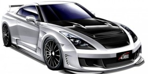 Nissan GT-R By Axell Auto