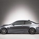 BMW-E92-M3-Coupe-Grey-Side