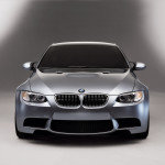 BMW-E92-M3-Coupe-Grey-Front