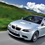 BMW-E92-M3-Coupe-Silver
