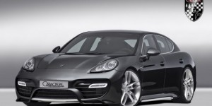 Caractere And Dynatek Porsche Panamera
